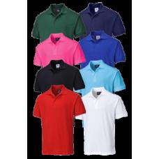 B209 Naples Ladies Polo Shirt