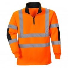 B308 Portwest Xenon Rugby Shirt