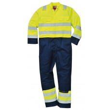 Portwest BIZ7 Hi-Vis Anti-Static Bizweld Coverall