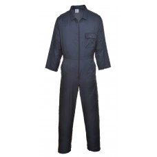 C803 Portwest Nylon Zip Coverall