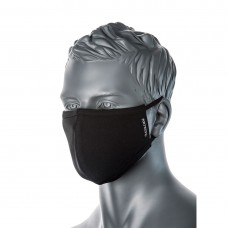 Portwest CV21 2 Ply Fabric Face Mask - Pack Of 25