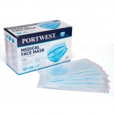 Portwest P030 Medical Mask Type IIR