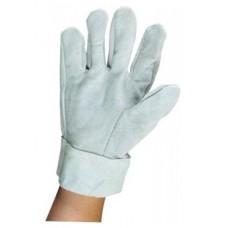 """G4001 Chrome Leather 2"""" Cuff Glove"""