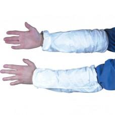 "D1032 Tyvek Protech  15"" Sleeve Pair / White"