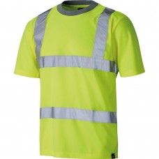 Dickies SA22080 Hi-Vis Safety T-Shirt