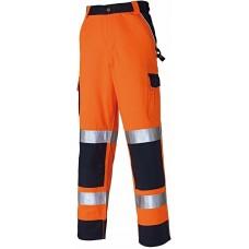 Dickies SA30035 Hi-Vis Industry 300 Trousers