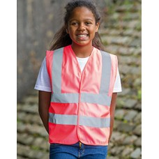 RTY EV87 Enhanced Visibility Kids Vest