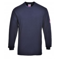FR11 Flame-Retardant Anti-Static Long Sleeve T-Shirt - Customise