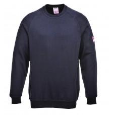 FR12 Flame-Retardant Anti-Static Long Sleeve Sweatshirt - Customise