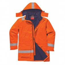 Portwest FR59 Flame Retardant Anti Static Winter Jacket