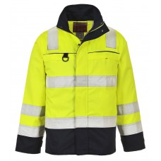 FR61 Hi-Vis Multi-Norm Jacket - Customise
