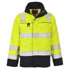 FR61 Hi-Vis Multi-Norm Jacket - Customise