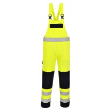 FR63 Hi-Vis Multi-Norm Bib and Brace - Customise