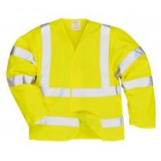 Portwest  FR85 Hi-Vis Anti Static Jacket FR