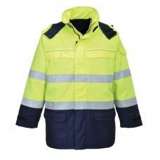 Portwest  FR79 Bizflame Multi Arc Hi Vis Jacket