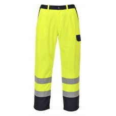 Portwest FR92  Hi Vis Bizflame Pro Trousers
