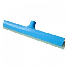 PLSQ400B Hillbrush Plastic Squeegee Head 400mm / Blue