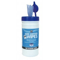 IW40 Portwest Hand Sanitiser Wipes (200 Wipes)