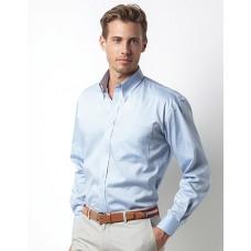 KK105 Mens Corporate Oxford Long Sleeved Shirt