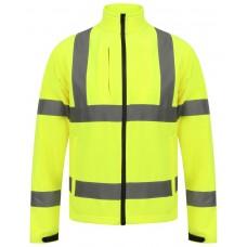 Kapton HV601 High Visibility Softshell Jacket