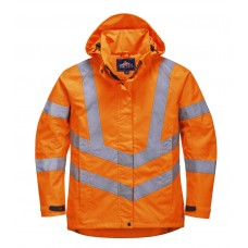 LW70 Portwest Ladies Hi-Vis Breathable Jacket