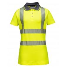 LW72 Ladies Pro Polo Shirt