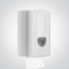 MON119 Monaco Plastic Bulk Pack Dispenser