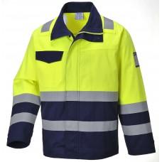Portwest MV25  Hi-Vis Modaflame Jacket