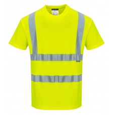 Portwest S170 Cotton Comfort Short Sleeve T-Shirt