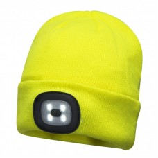 B029 Beanie LED Head Light USB Rechargable