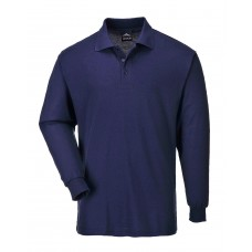 B212 Genoa Long Sleeved Polo Shirt