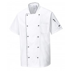 C676 Portwest Aerated Chefs Jacket