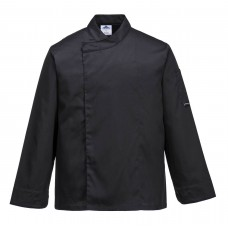 C730 Cross-Over Chefs Jacket