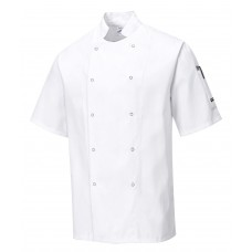 C733 Portwest Cumbria Chefs Jacket