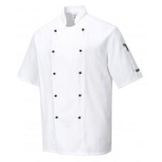 C734 Portwest Kent Chefs Jacket