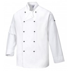 C831 Portwest Cornwall Chefs Jacket