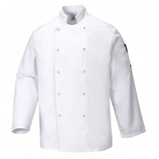 C833 Portwest Suffolk Chefs Jacket