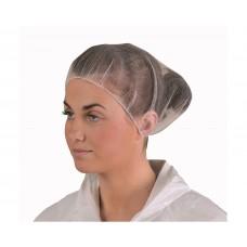 D115 Portwest Nylon Hairnet / White