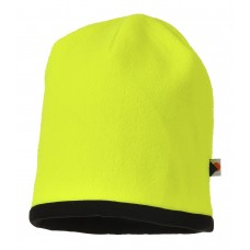 HA14 Portwest Reversible Hi-Vis Beanie Hat