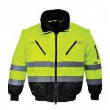Portwest PJ50 Hi-Vis 3-in-1 Pilot Jacket