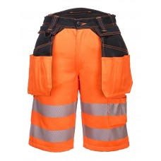 Portwest PW343 PW3 Hi-Vis Shorts