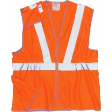 Portwest RT20 Hi-Vis Long Vest GO/RT