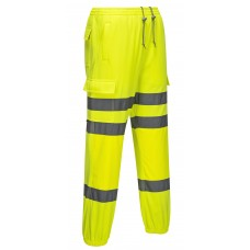 Portwest RT48 Hi-Vis Jogging Bottoms