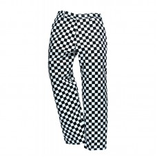 S068 Portwest Harrow Chefs Trousers
