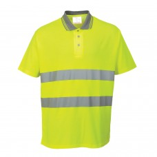 S171 Portwest Cotton Comfort Polo Shirt