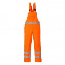 S388 Portwest Hi-Vis Bib & Brace - Unlined