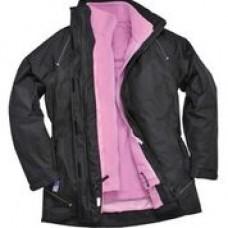 S571 Elgin 3 in 1 Ladies Jacket