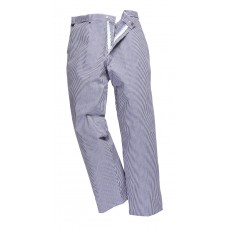 S884 Portwest Greenwich Chefs Trousers