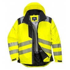 T400 Vision Hi-Vis Rain Jacket