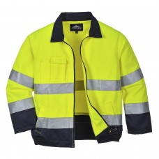 Portwest  TX70  Madrid Hi Vis Jacket